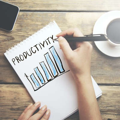 Tip of the Week: Five Expert Strategies for Better Productivity